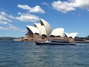 Sydney-Sehenswürdigkeiten