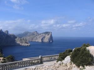 Toller Ausblick am Cap Formentor
