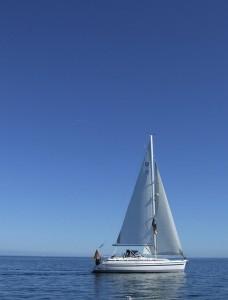 Spa-Urlaub auf Usedom - Segeln