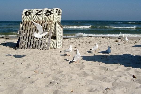 Wellness-Urlaub an der Ostsee