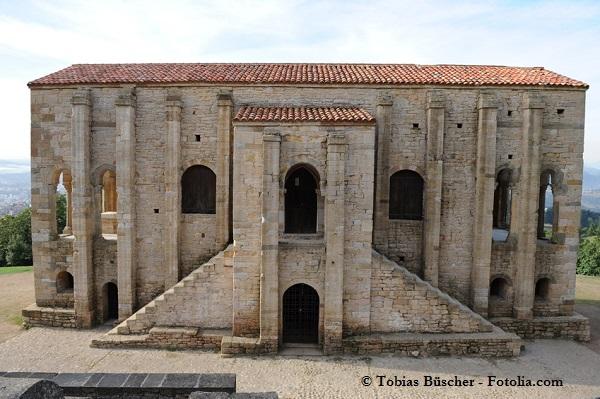Oviedo Reisebericht: Santa Maria de Naranco