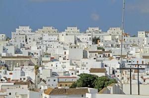 Weiße Dörfer in Andalusien