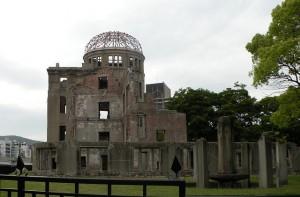 Friedensdenkmal-Hiroshima