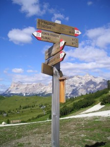 Routenplaner-Wandern