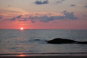 Sonnenuntergang-Khao-Lak