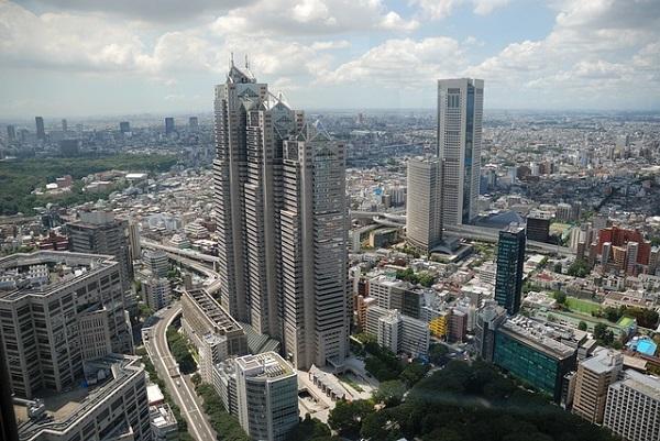 Reisebericht Tokio – von Stuttgart nach Narita
