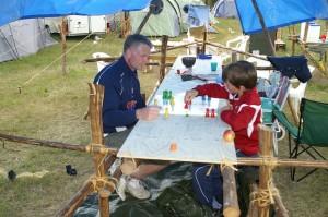 Camping auch bei FKK Touristen wieder IN!