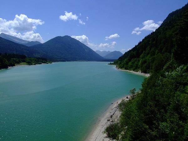 Der Walchensee – Karibik in Oberbayern