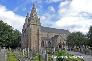 St Machar's Cathedral - Kathedrale von Aberdeen