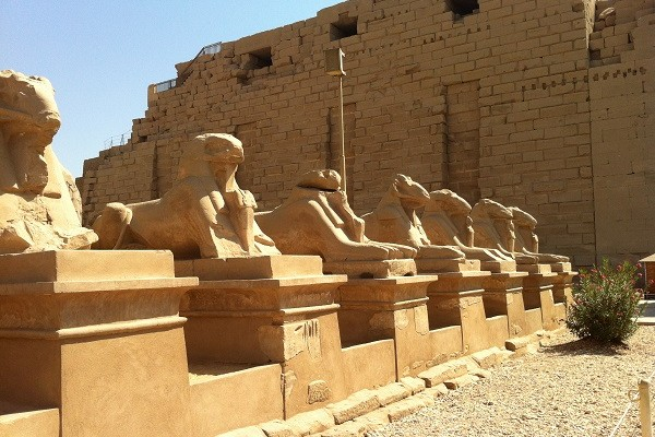 Reisebericht Ägypten / Nilkreuzfahrt