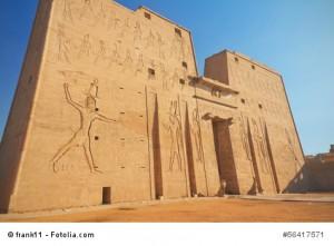 Horus Tempel - Edfu