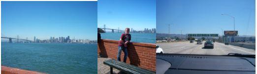 Ein letzter Ausblick auf San Francisco.