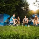 Campingplatzurlaub mit Erlebnisschwimmbad