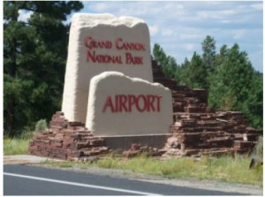 Grand-Canyon-Nationalpark-Airport