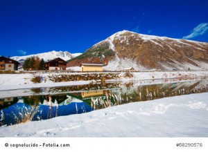 Livigno im Winter