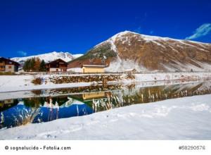 Livigno im Winter
