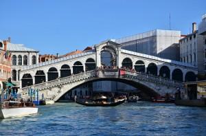 Rialto-Bruecke-Venedig