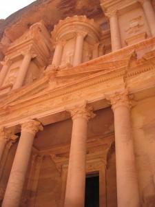 Architektur-Petra
