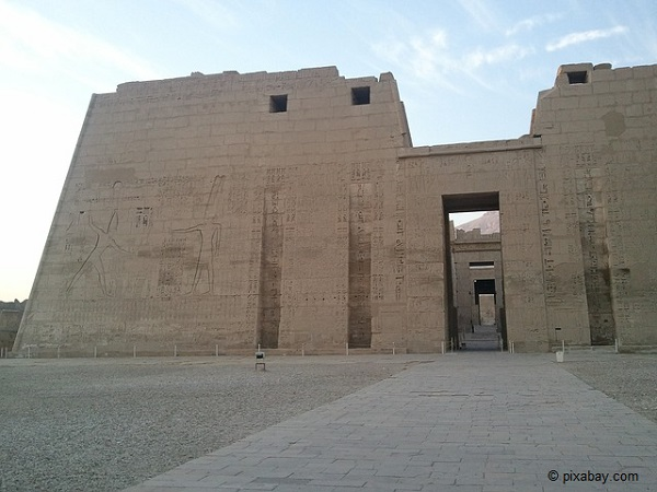 Nil-Kreuzfahrt-Luxor
