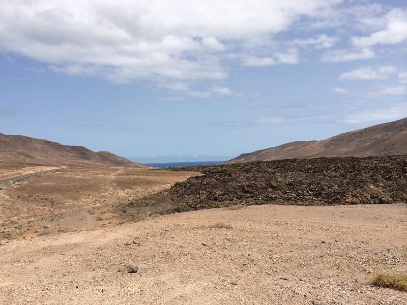 Lavafluss-Fuerteventura