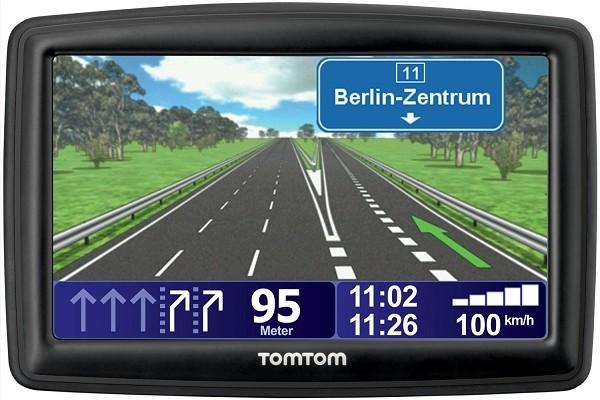 TomTom-XXL-IQ-Routes-Classic im Navigationsgeräte Test - Bildquelle: © amazon.de
