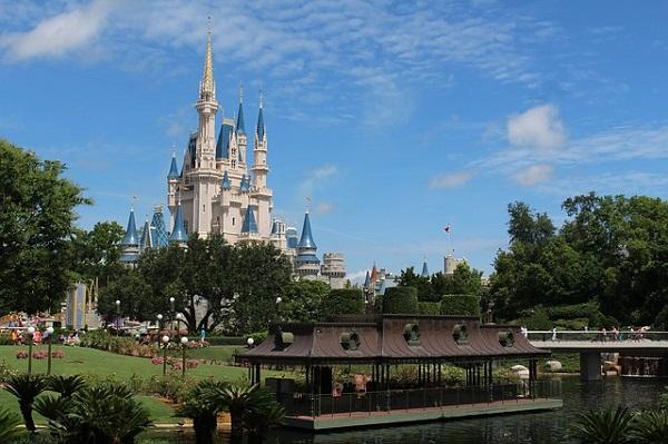 Walt-Disney-World in Florida