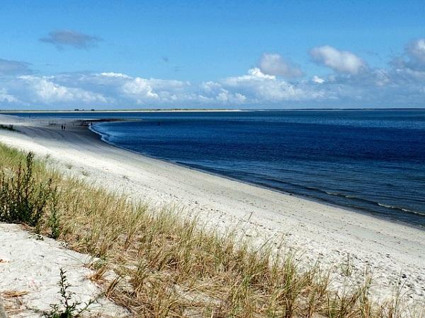 Urlaub in Kampen auf Sylt – Meerblick und Herbstsonne