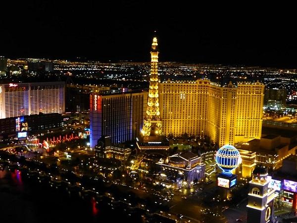 Spielerstadt in der Wüste: Las Vegas © pixabay.com