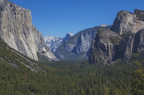Yosemite-Nationalpark © pixabay.com