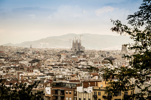 Barcelona Stadtbild © pixabay.com