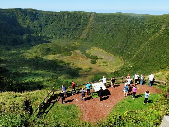 Kraterwanderung-Azoren