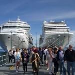 Kreuzfahrt durchs westliche Mittelmeer