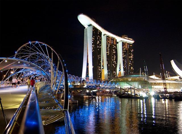 Marina-Sands-Bay-Hotel-Singapur © pixabay.com