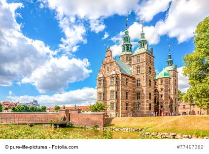 Schloss Rosenborg, Kopenhagen