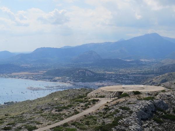 Aussicht-Mallorca