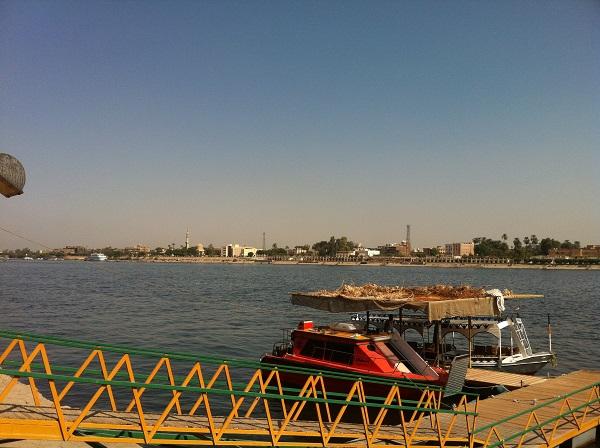 Nil-Überfahrt