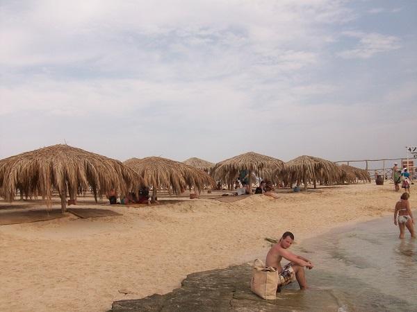 Schnorchel-Ausflug im Roten Meer