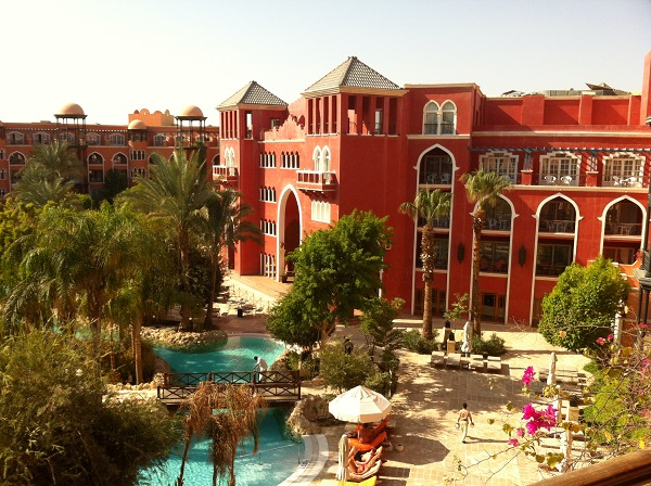 The Grand Resort in Hurghada
